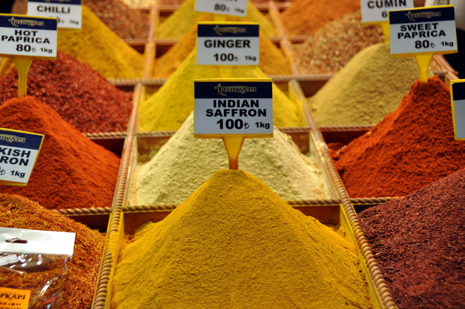 Spice Bazaar Things to Do in Istanbul