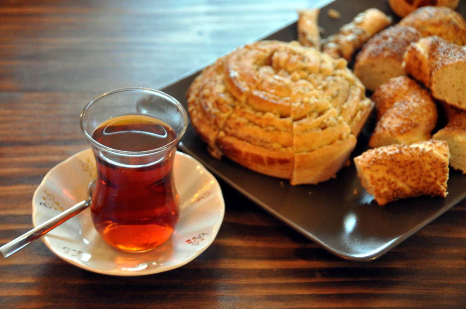 Turkish Tea Things to Do in Istanbul