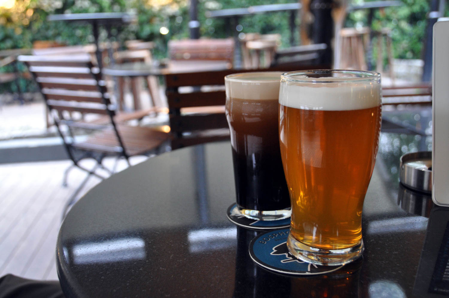 Bosphorus Brewing Company Beer Things to Do in Istanbul