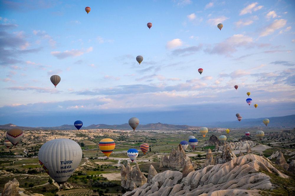 ummahtrip Cappadocia, Turkey