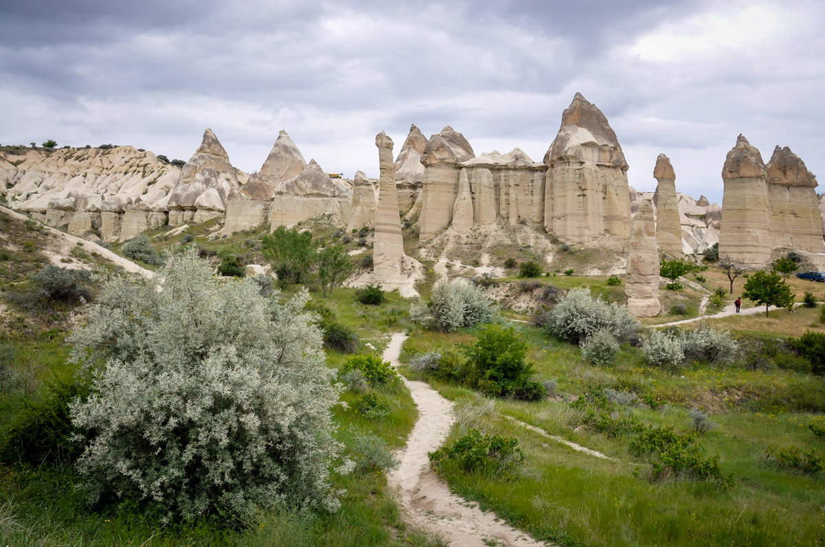 Hiking Love Valley Cappadocia Turkey Bucket List