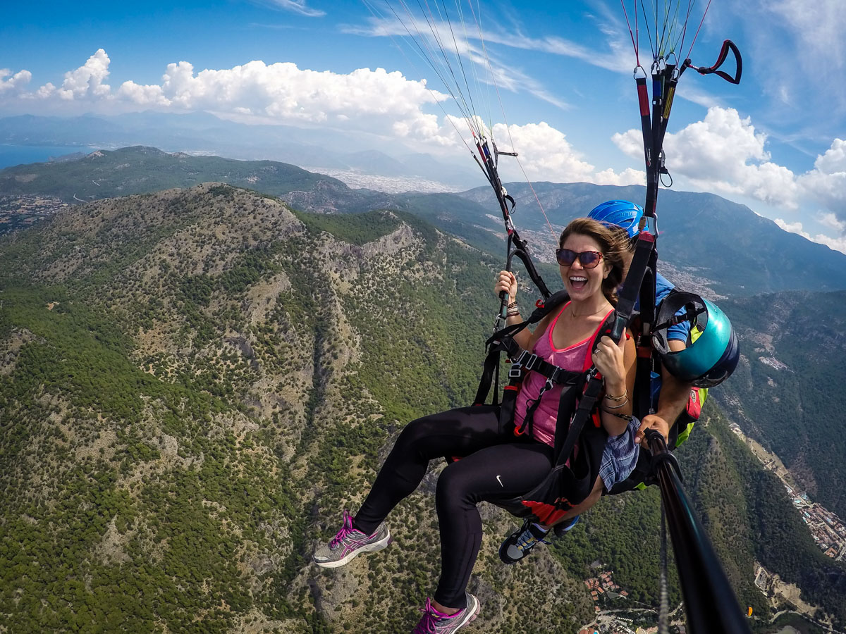 Paragliding Oludeniz Turkey Bucket List