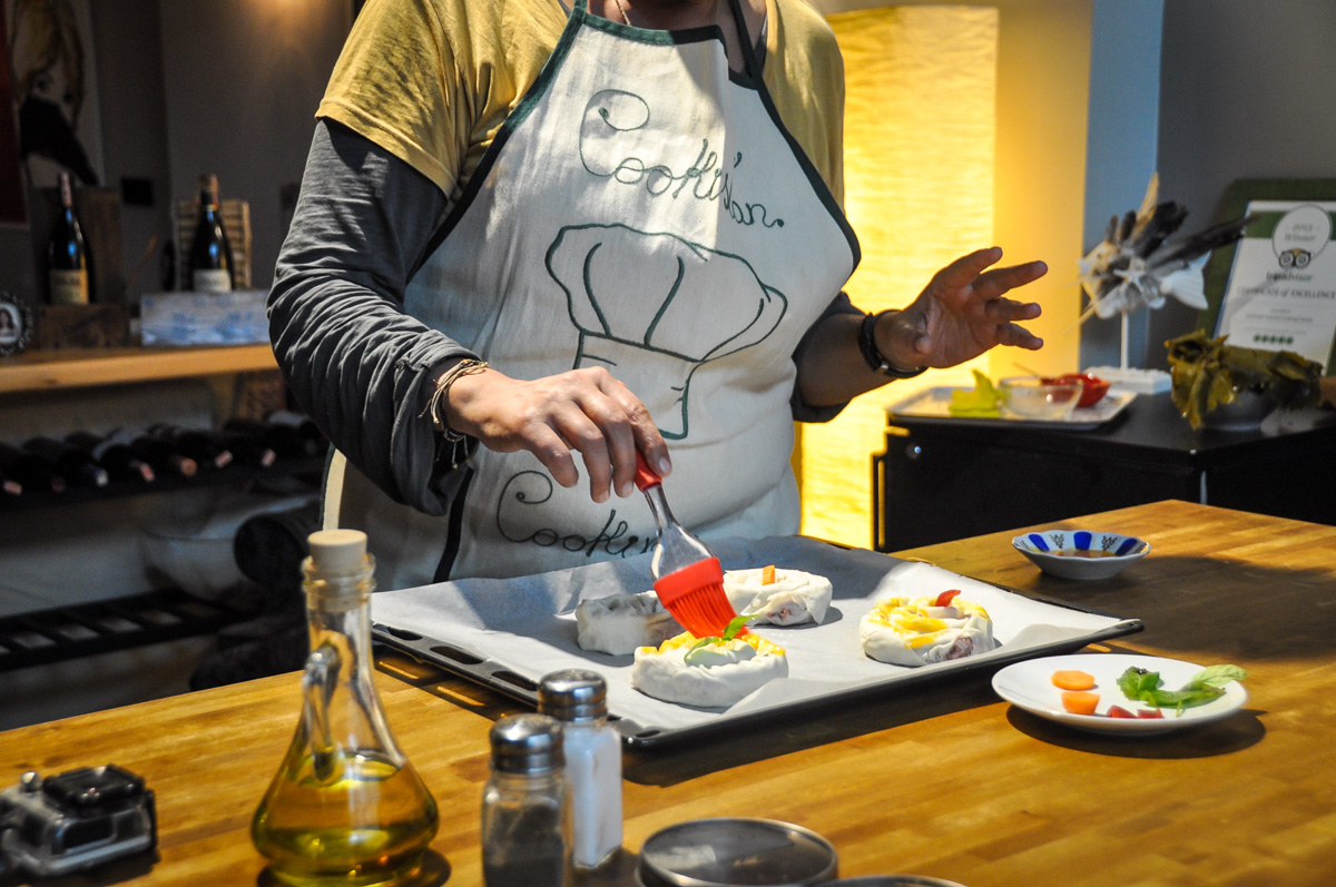 Cooking Class in Istanbul, Turkey