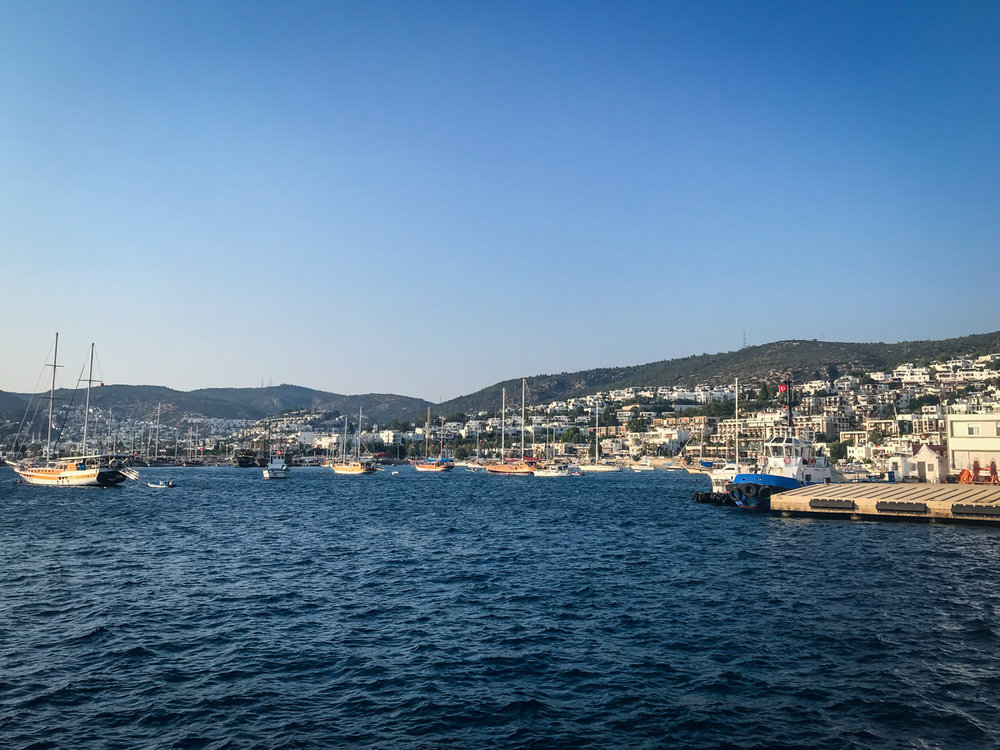 Turkey Bodrum halal holidays ummahtrip