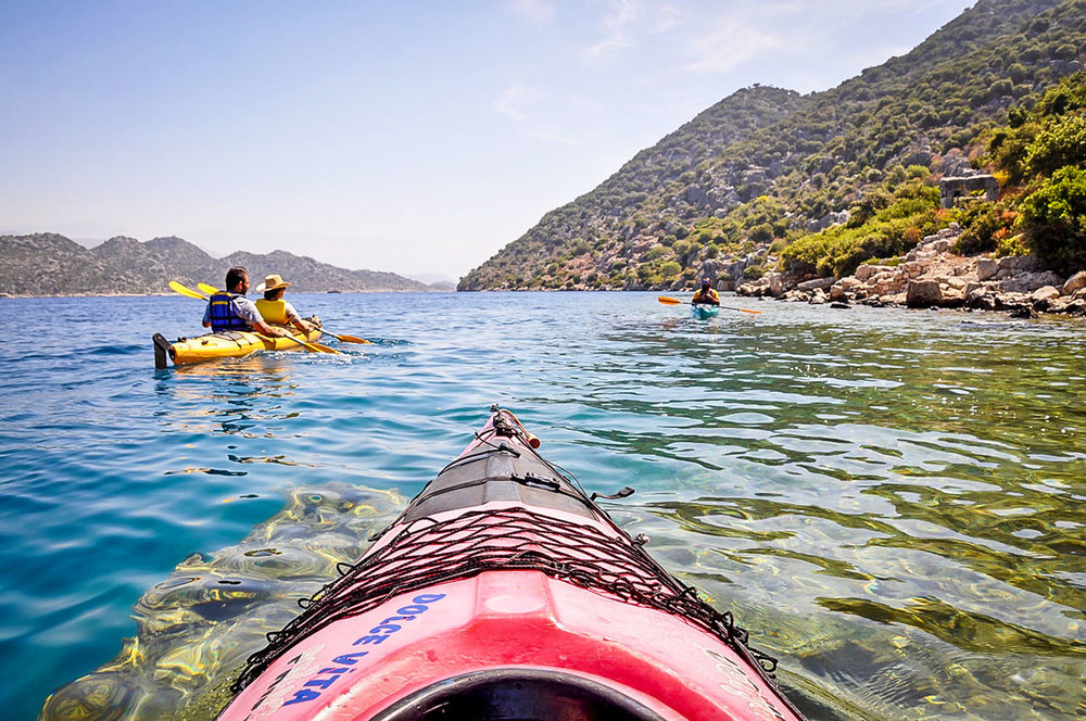 Kekova Turkey halal holidays ummahtrip