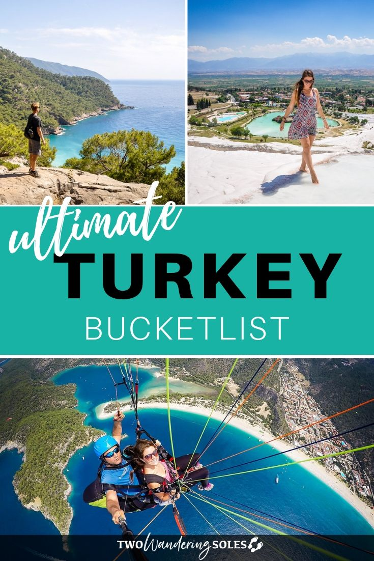 16 Epic Places to Visit in Turkey | Two Wandering Soles
