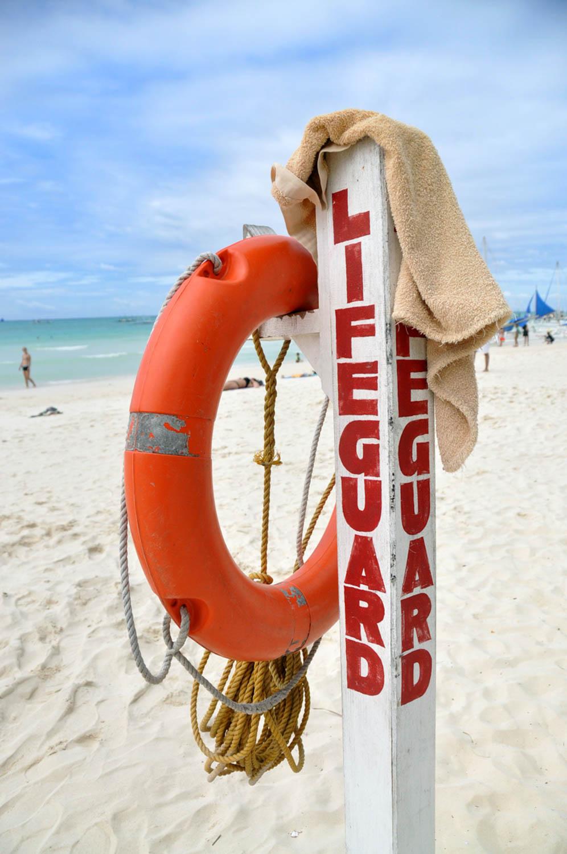 Boracay Lifeguard