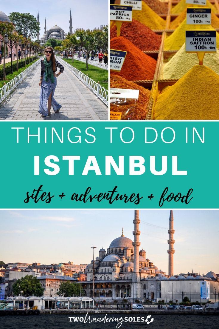 Fun & Cheap Things to Do in Istanbul | Two Wandering Soles