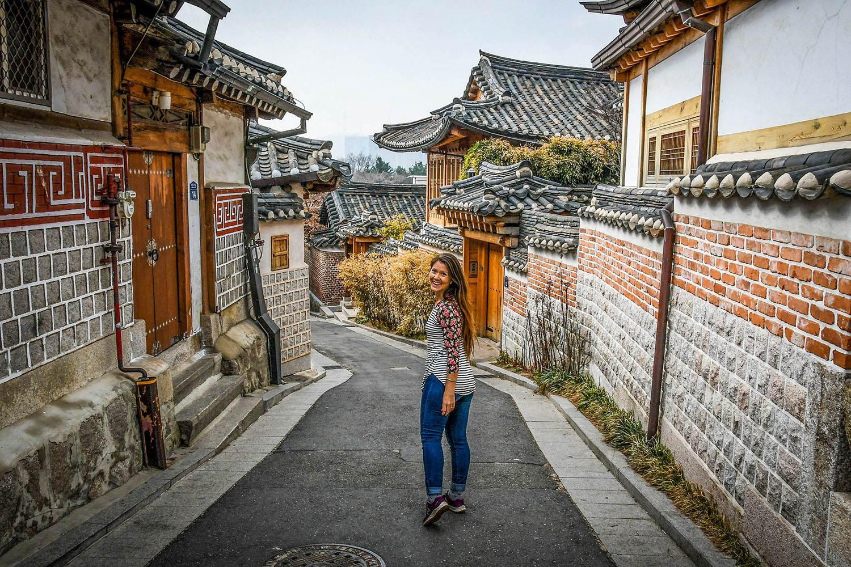 Countries to Teach English Korea Seoul
