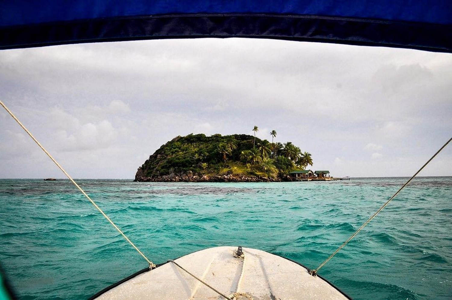 Sustainable Travel Providence Crab Cay Colombia