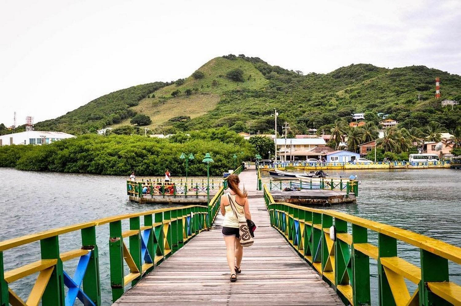 Sustainable Travel Providence Island Colombia