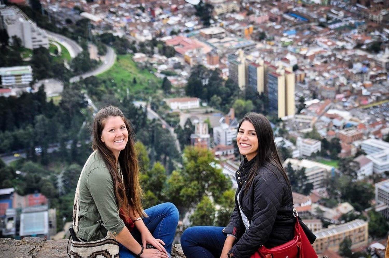 Sustainable travel Bogota Colombia