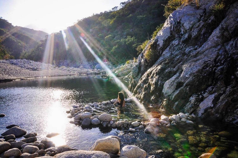 Sustainable Travel Baja Peninsula Hot Springs