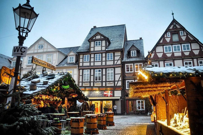 Germany Christmas Markets Sustainable Travel