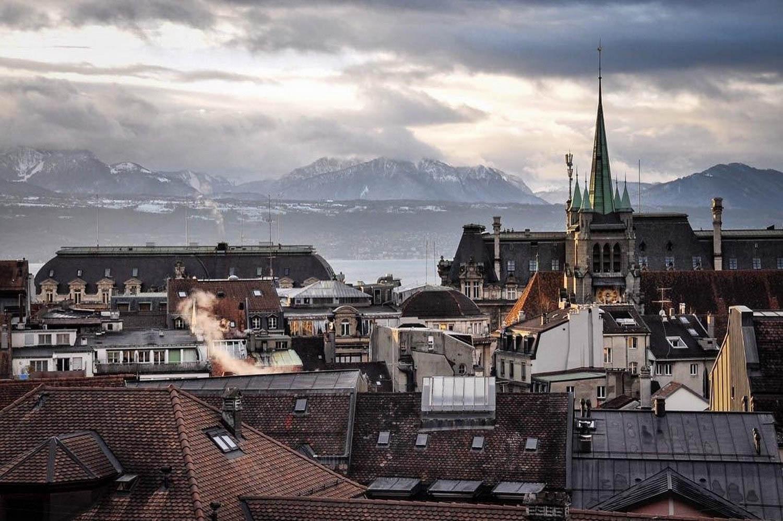 Lausanne Switzerland Sustainable Tourism