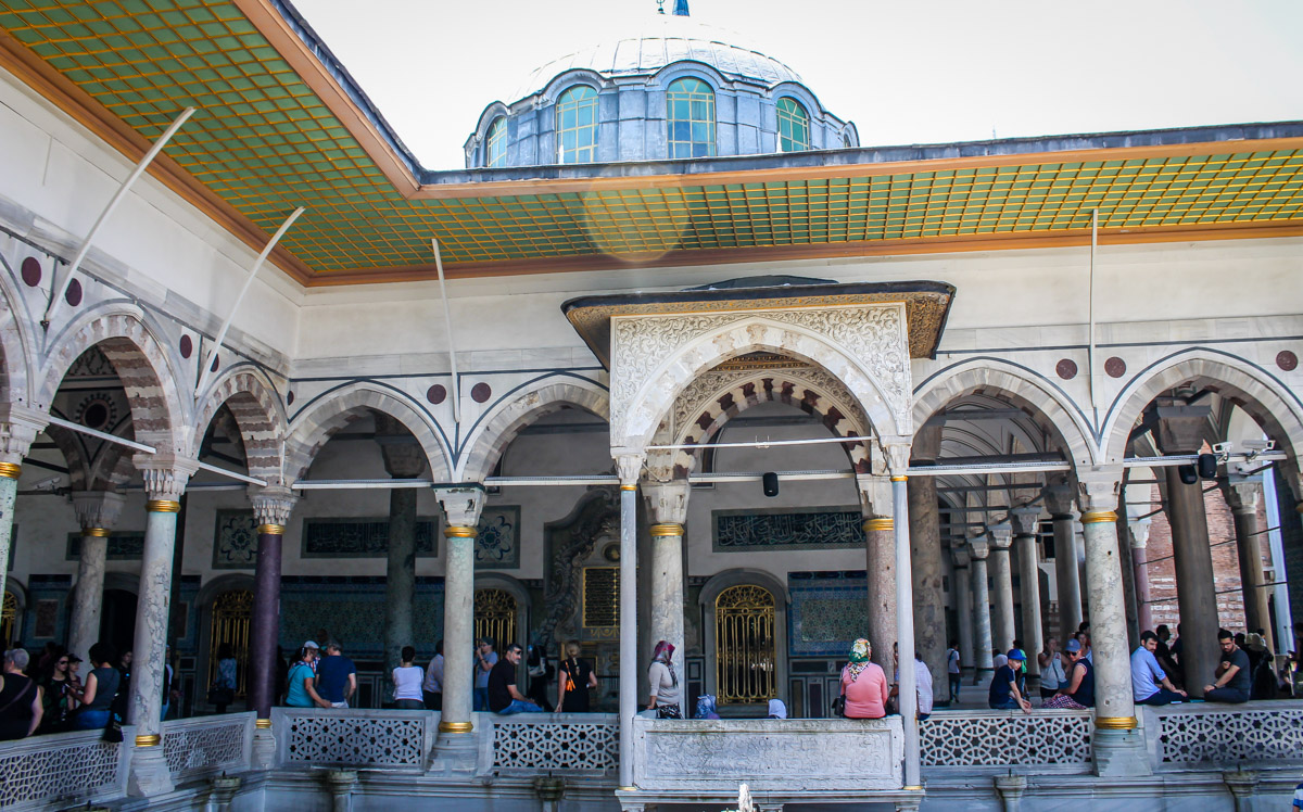 Topkapi Palace | Things to Do in Istanbul