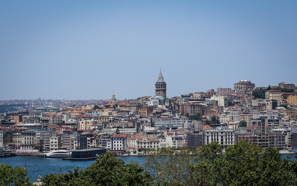 Galata Tower | Things to Do in Istanbul