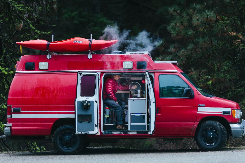 Campervan Expert Tobias Scott