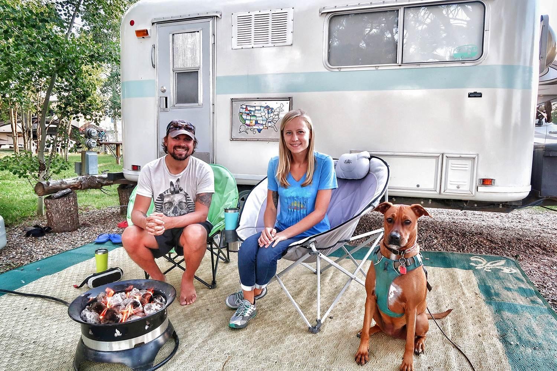 Campervan Experts Drivin' and Vibin'
