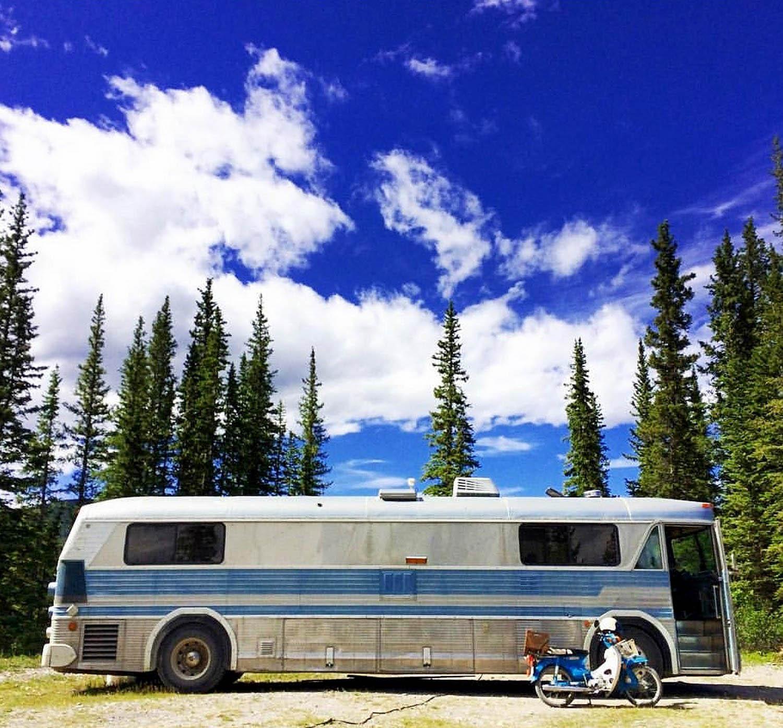 Campervan Rockstar Boreal Folk Apothecary - Photo Credit: @kellybrownphoto