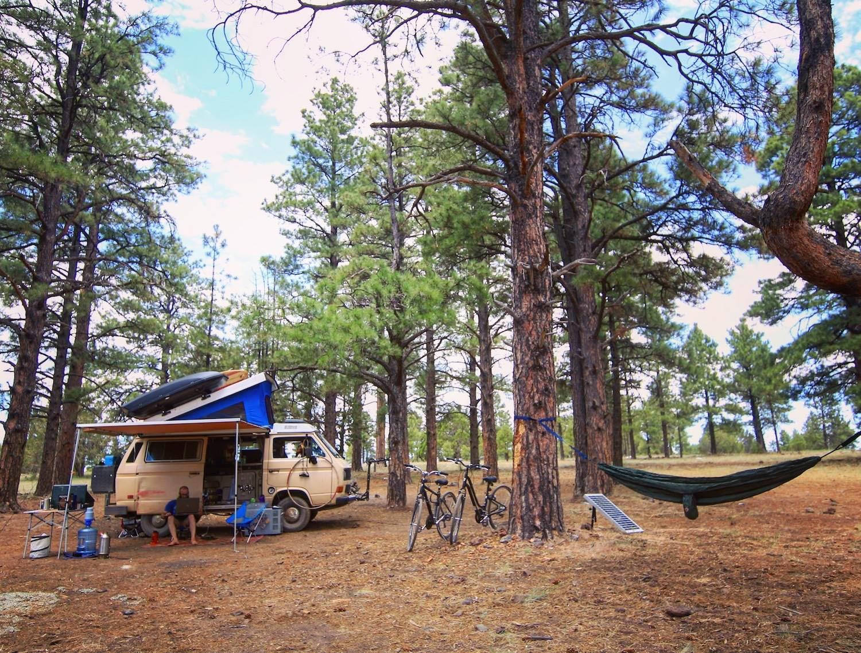Campervan Rockstars Advice Noami and Dustin