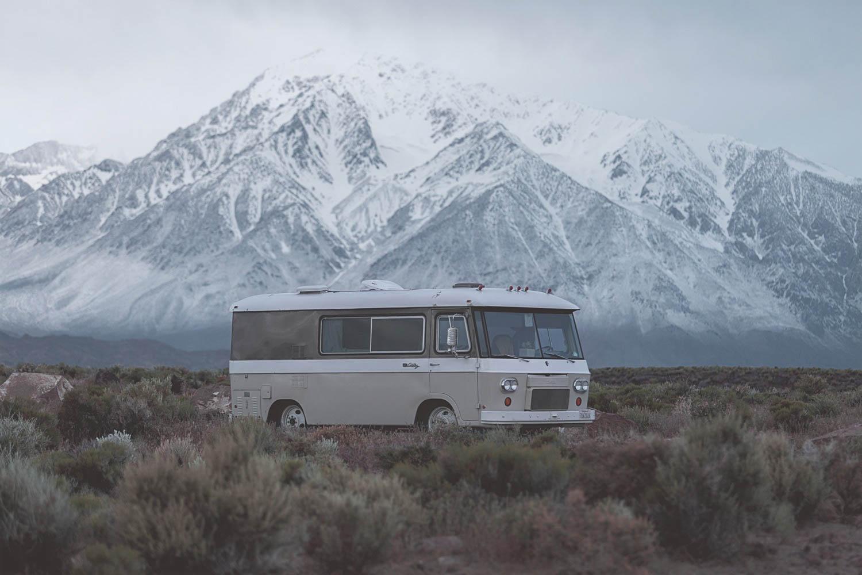 Campervan Rockstars The Van Project