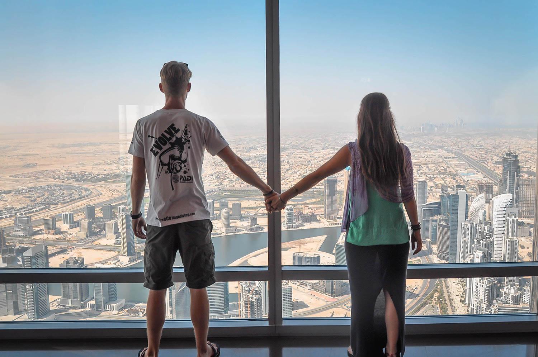 Dubai on a budget Burj Khalifa