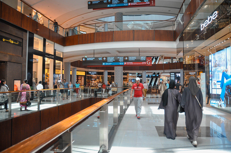Dubai on a budget Dubai Mall