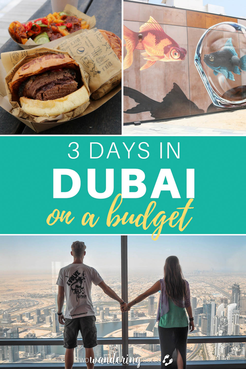3 Days Traveling in Dubai on a Budget