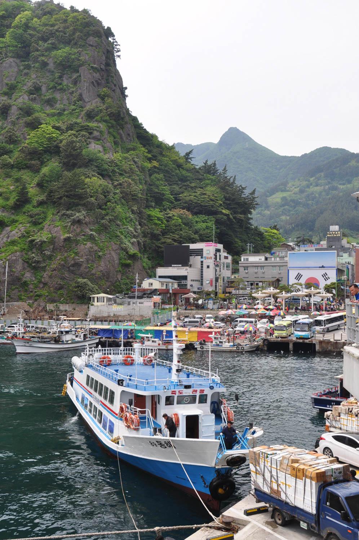 Ulleungdo Port Korea