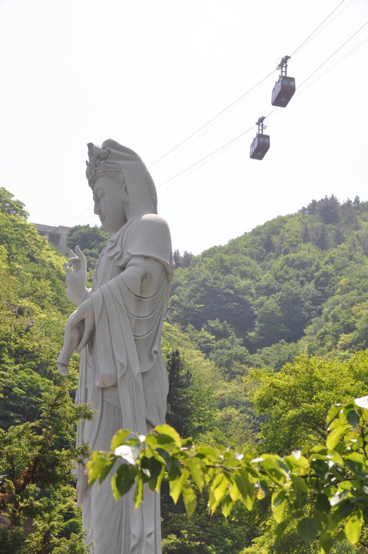 Ulleungdo Buddha
