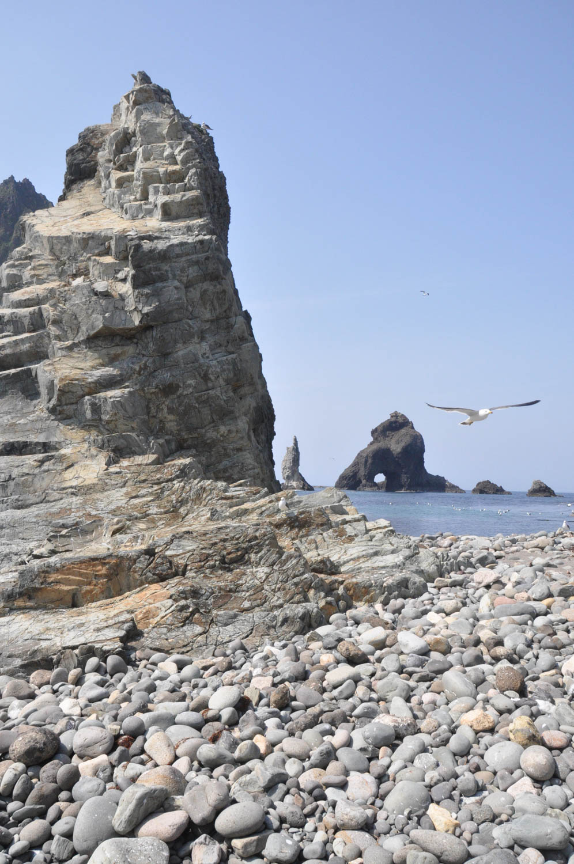 Dokdo Island Korea