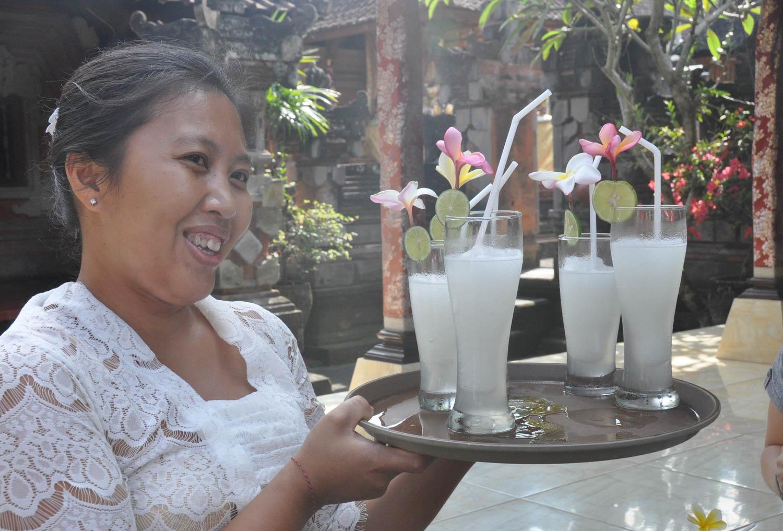 Bali Drinks Budget