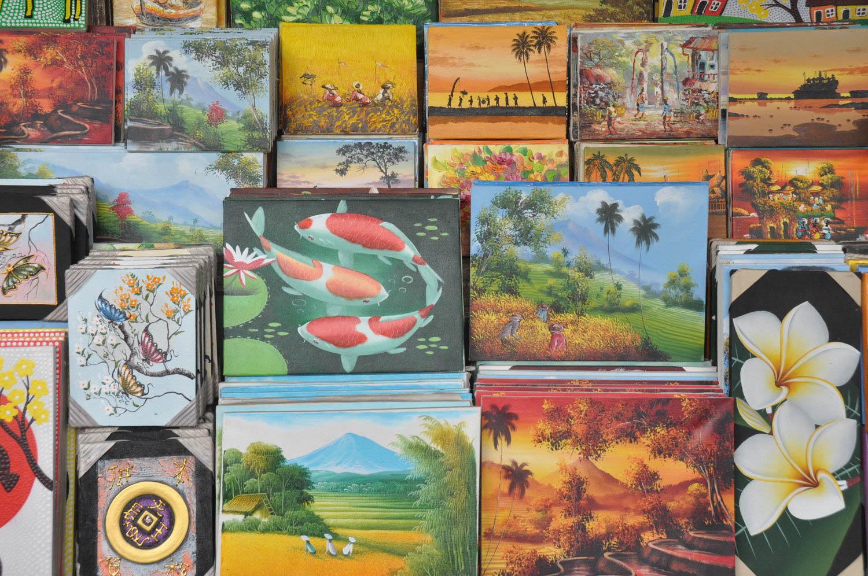 Bali Souvenirs Budget