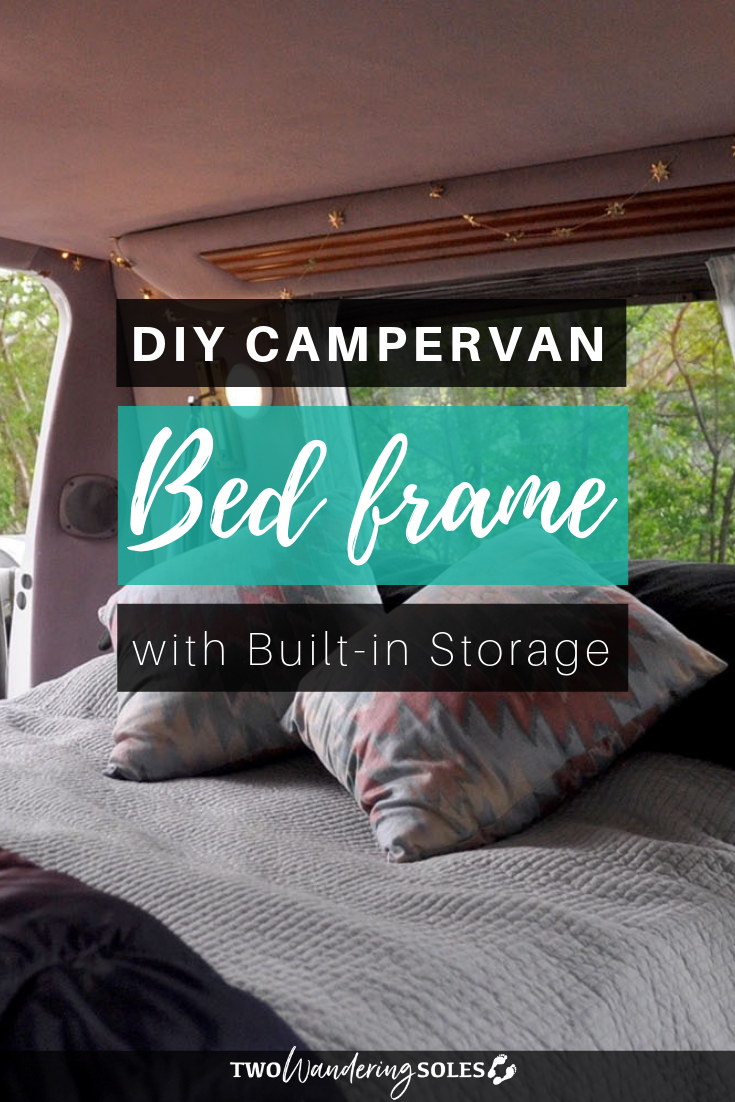 Campervan Bed Frame