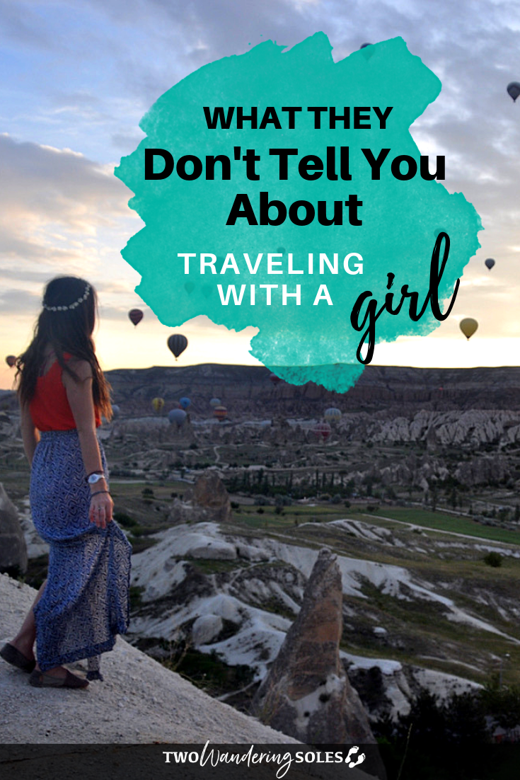 traveling with a girl