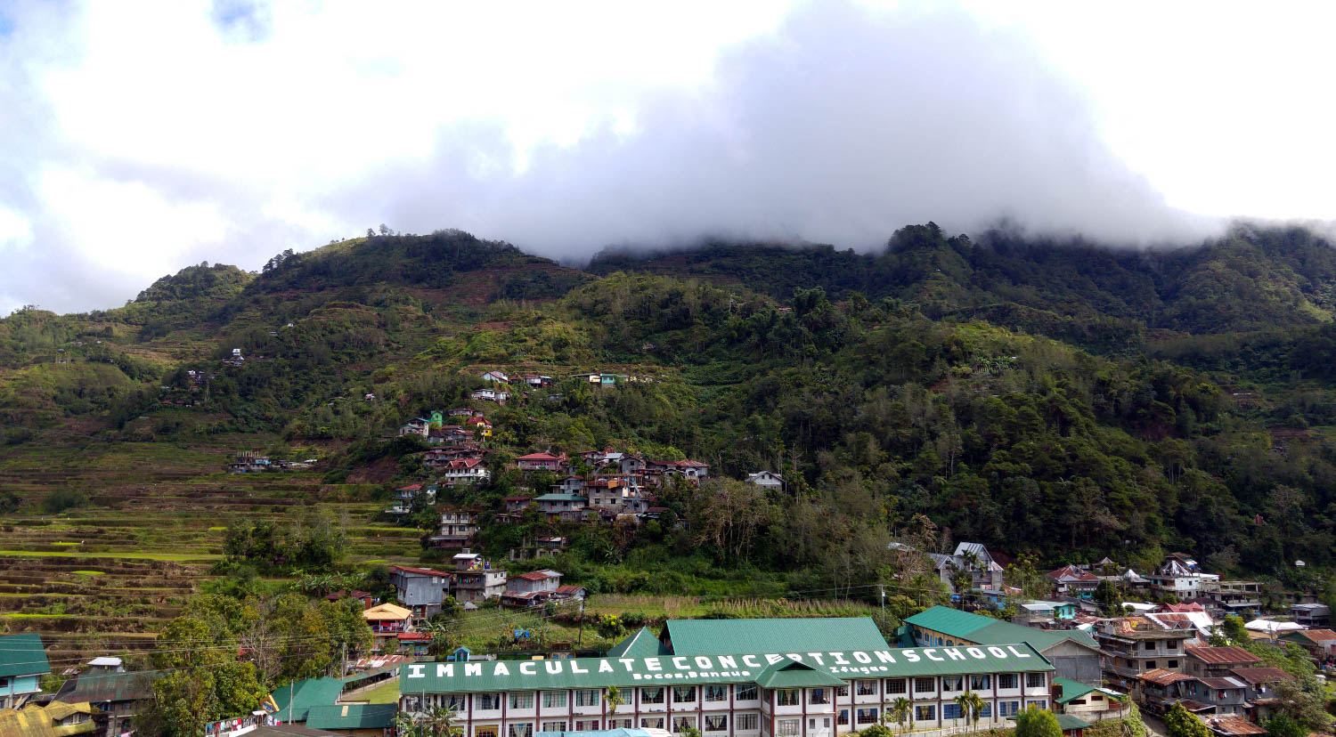 Banaue Rice Terraces How to get there and What to do