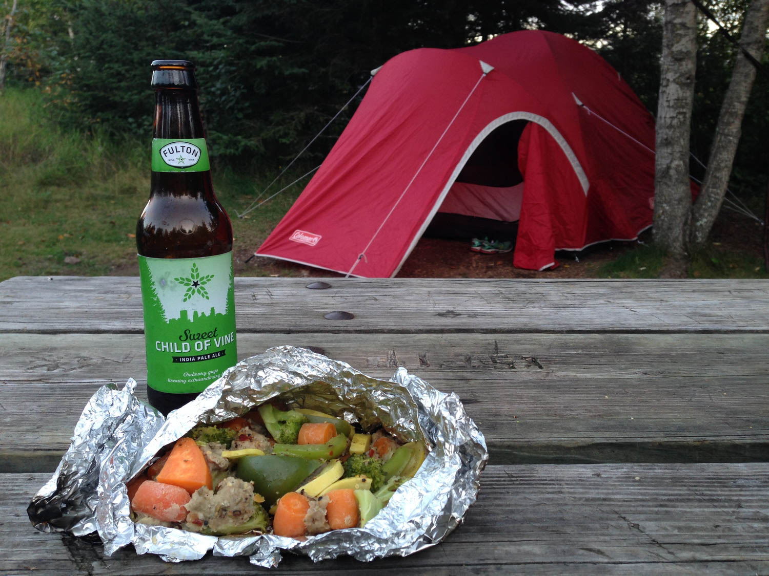 Sweet Child of Vine Camping Love Letter to Minnesota
