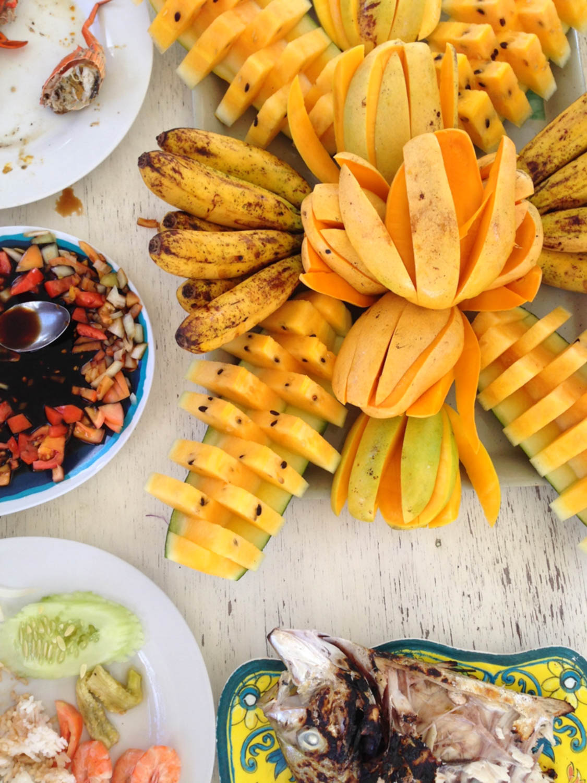 Philippines Palawan Mango