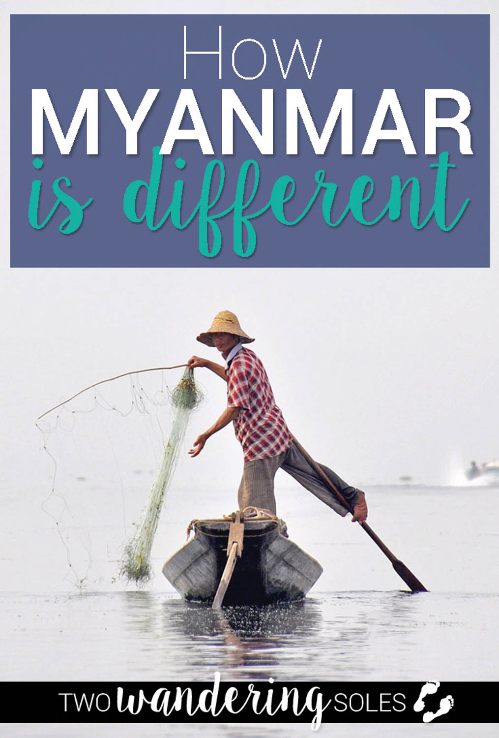 How Myanmar is Different from any Country we've visited in the World