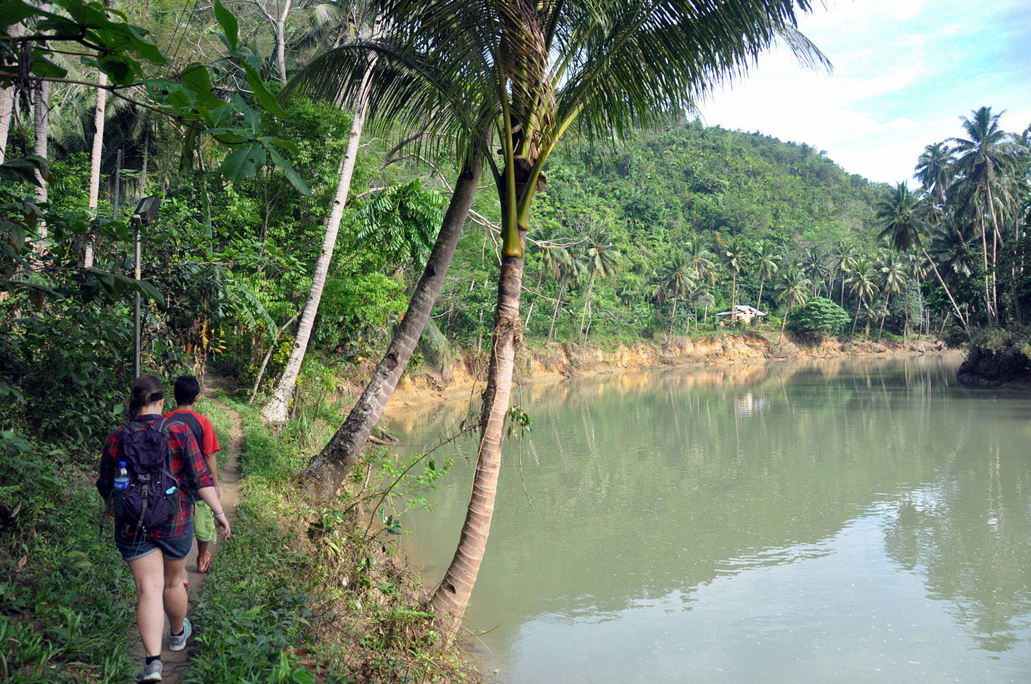Bohol Philippines Loboc River things to do