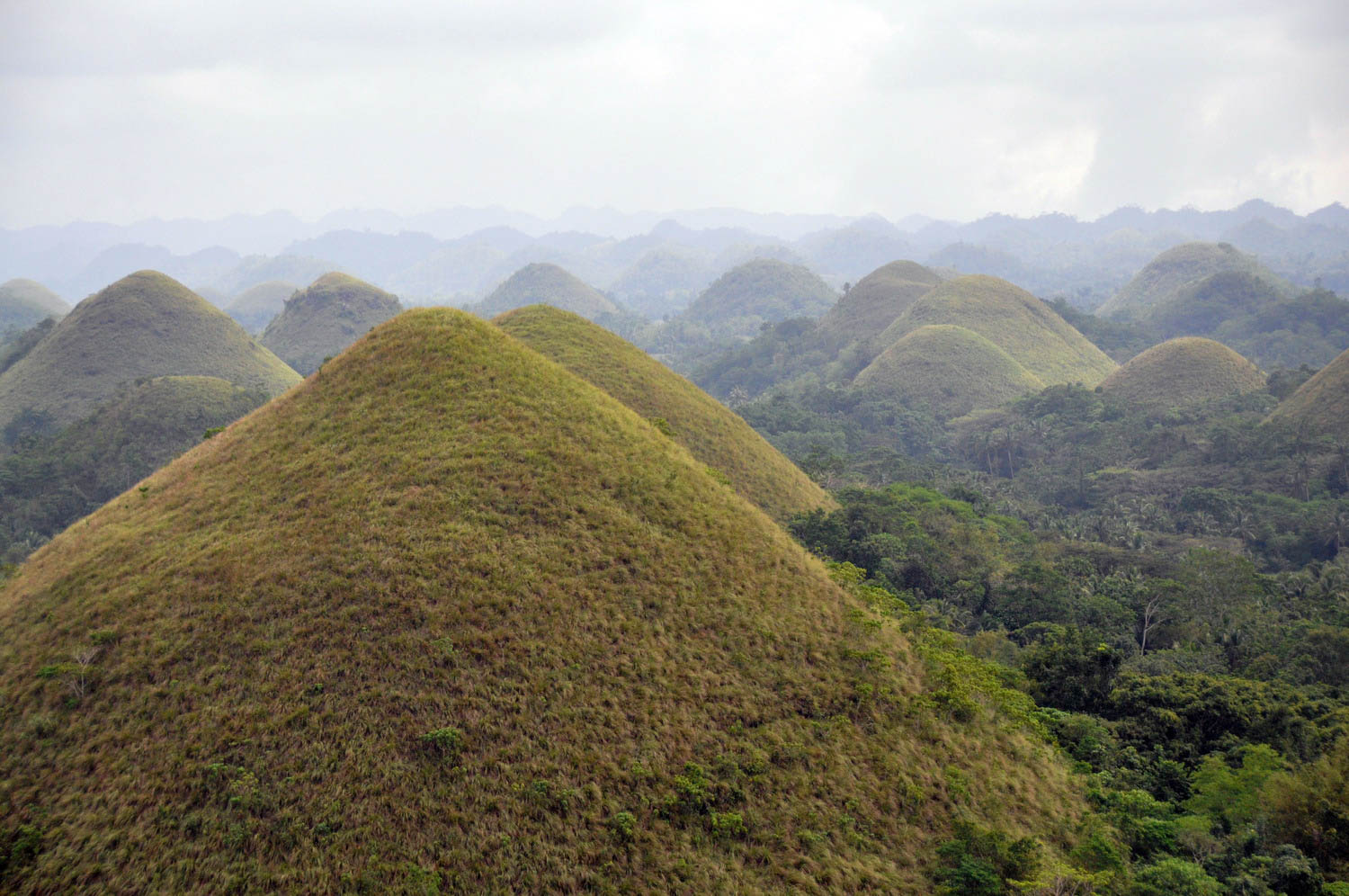 Philippines Chocolate Hills