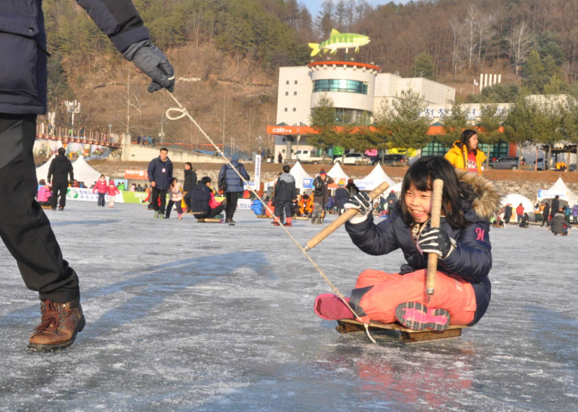 Hwacheon Ice Fishing Festival Adventure Korea