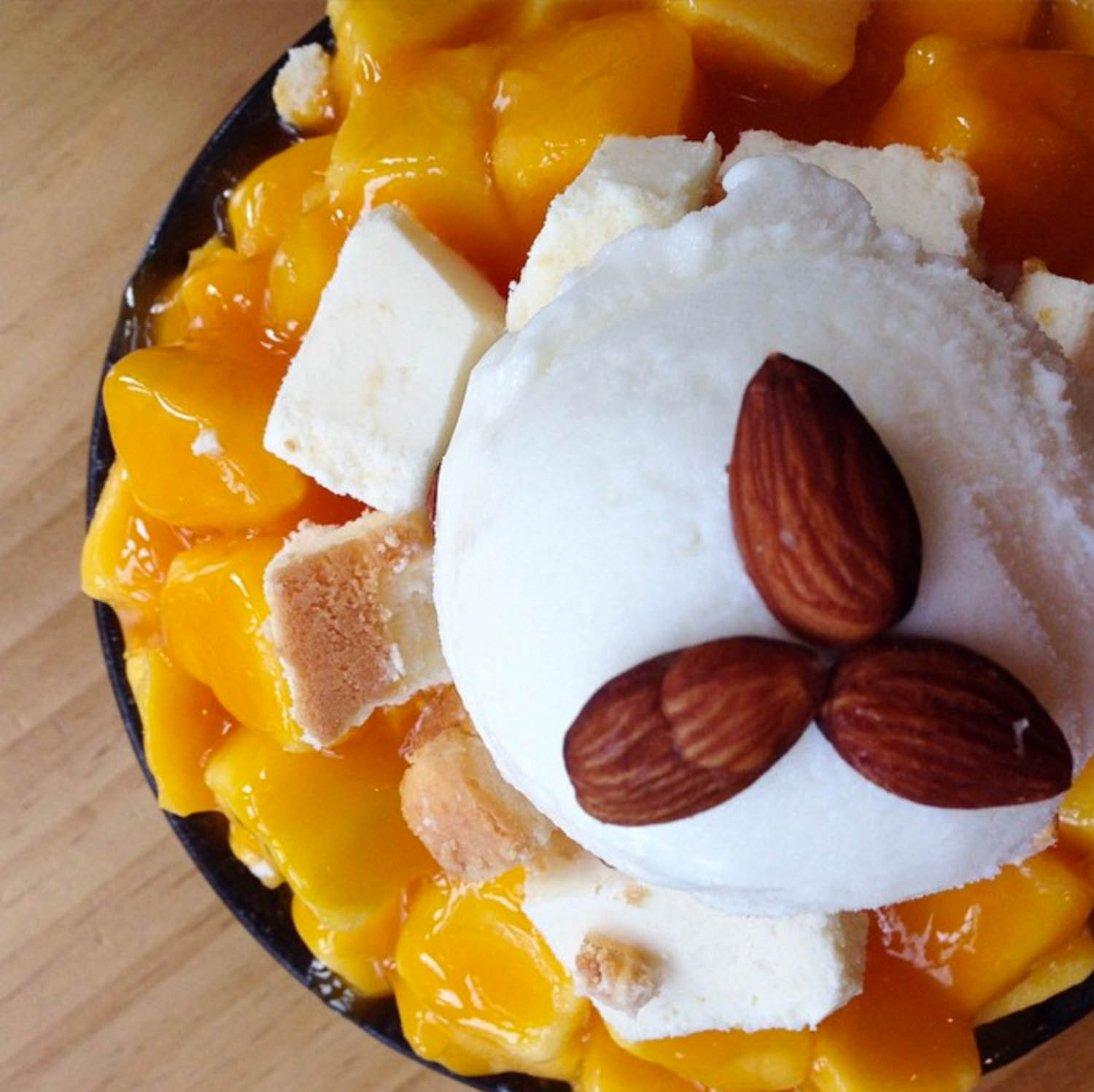 Mango Bingsu How to save Money in Korea