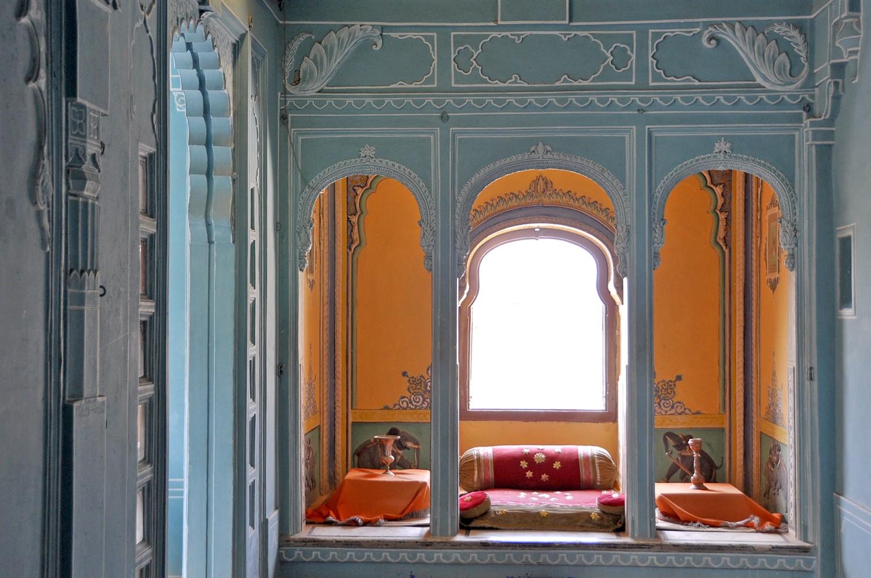 Udaipur City Palace India
