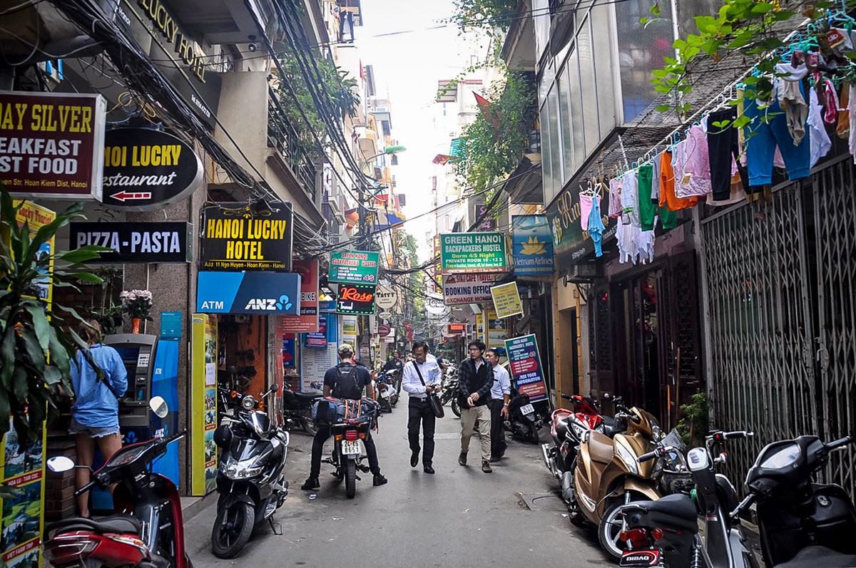 Things to Do in Hanoi | Old Quarter Hanoi, Vietnam
