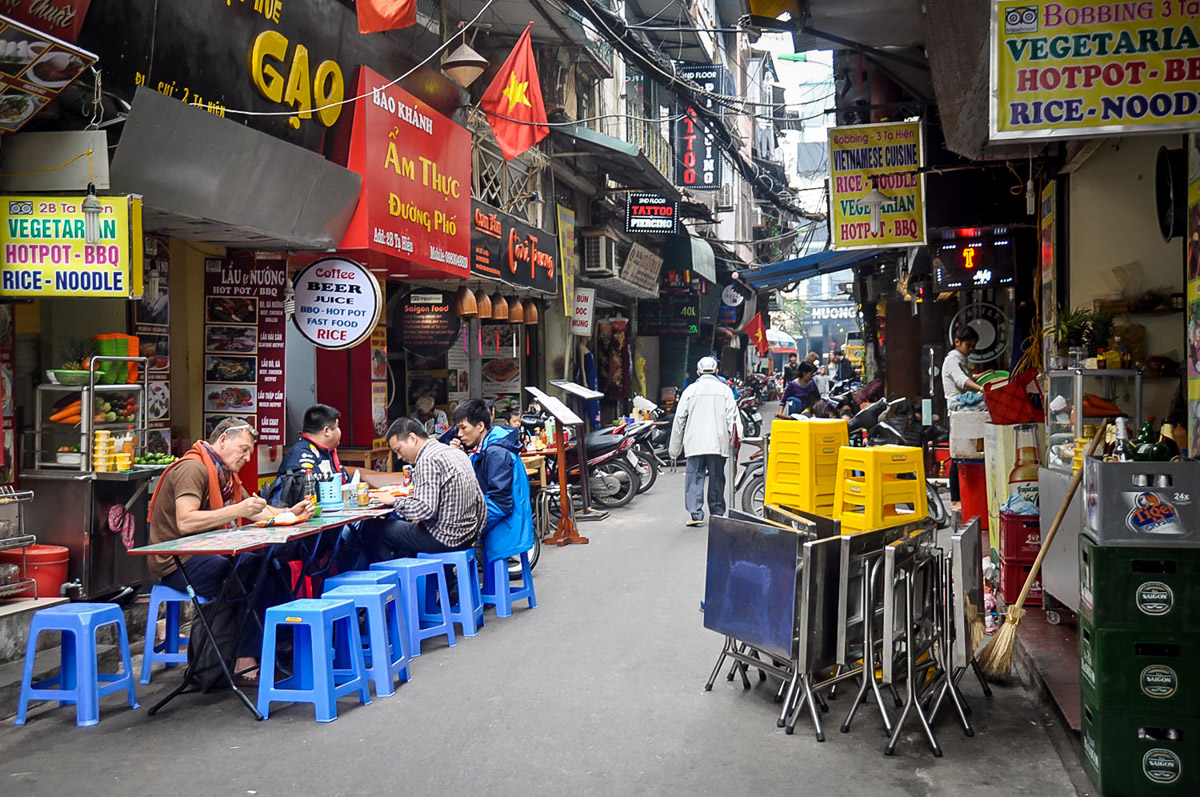 Things to Do in Hanoi Vietnam | Old Quarter Hanoi