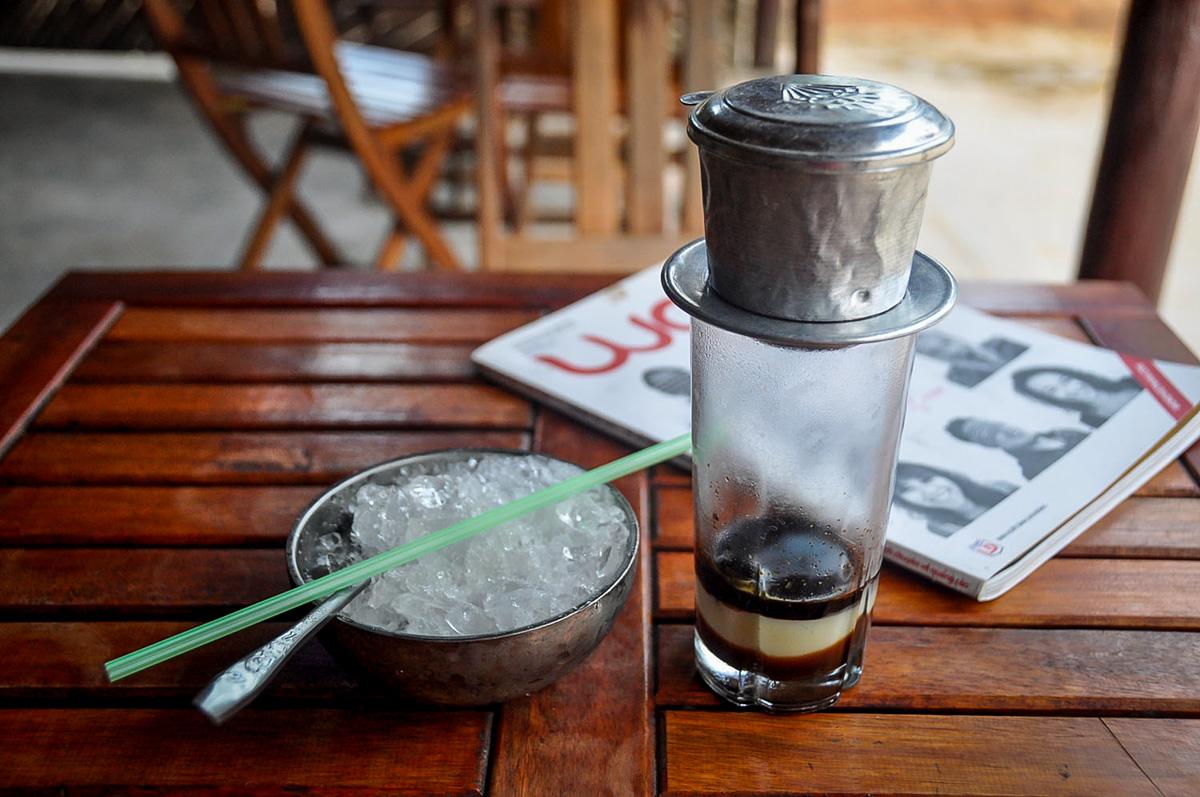 Things to Do in Hanoi | Drive Vietnamese coffee