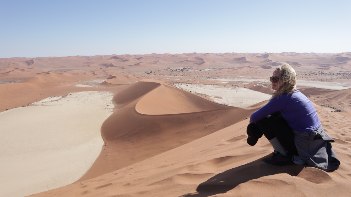 Things to do in Namibia | Big Daddy Dune in Sossusvlei