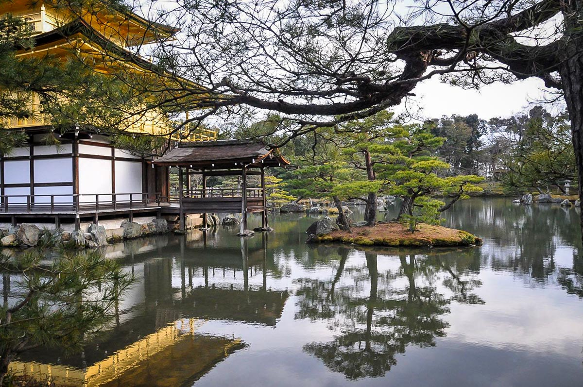 Kyoto Japan Romantic Getaway
